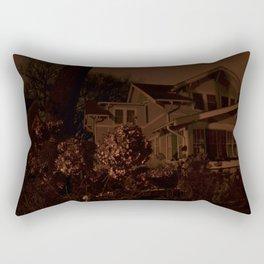 Night House Rectangular Pillow