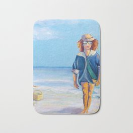 Up from the Sea Bath Mat