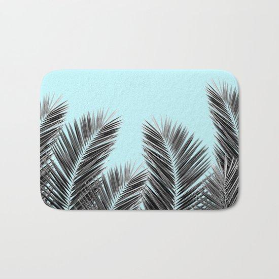 Clear Palm Skies Bath Mat