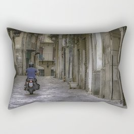 Old City Lane Rectangular Pillow