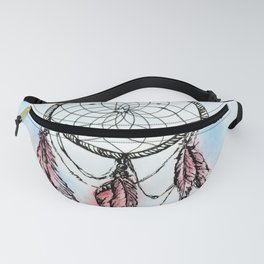 Dreamcatcher Dream Fanny Pack