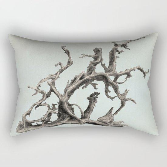 Spirits of the Driftwood Rectangular Pillow