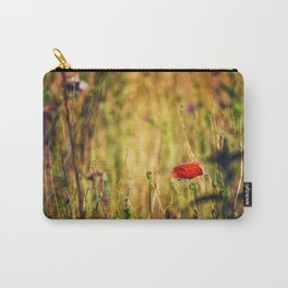 Wildflower Warriors Carry-All Pouch