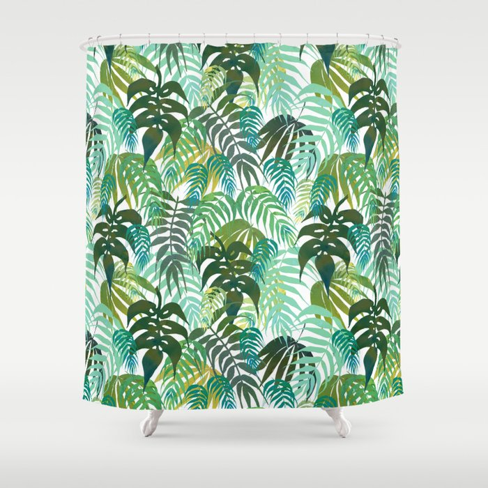 LOST   In The Jungle Shower Curtain