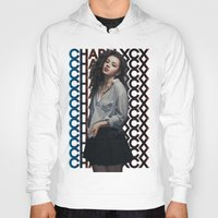 charli xcx Hoodies featuring Charli XCX  by Illuminany