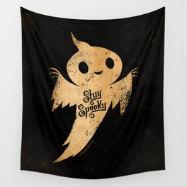 Stay Spooky Wall Tapestry