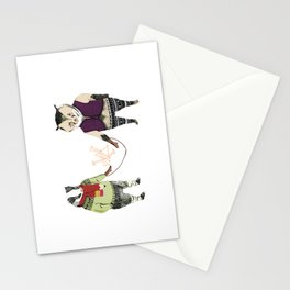 Mittens Stationery Cards
