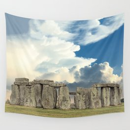 Stonehenge VI Wall Tapestry