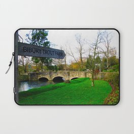 A day in the Cotswold's Laptop Sleeve