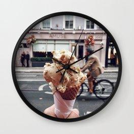 Dublin Love Wall Clock