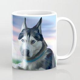 I Love Husky (Gohan the Husky) Coffee Mug