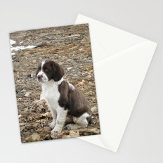 Baby Freckles Stationery Cards