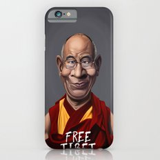 Celebrity Sunday ~ Dalai Lama (FREE TIBET SPECIAL) iPhone 6s Slim Case