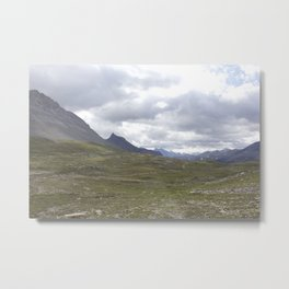 Wilcox Pass 5 Metal Print