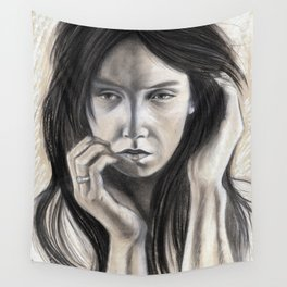 Sense of Doubt Wall Tapestry