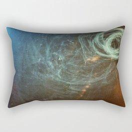 Untanglement - fresh air Rectangular Pillow
