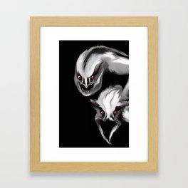 Dark Dream Givers Framed Art Print