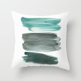 Abstract Minimalism Glam #1 #minimal #ink #decor #art #society6 Throw Pillow