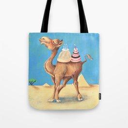 Cameltart Tote Bag