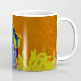 """A Blue Citrus Ass"" by surrealpete Coffee Mug"
