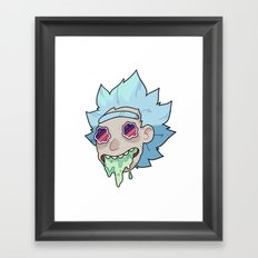 SCHWIFTY Framed Art Print