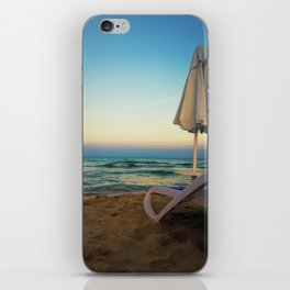 deckchair iPhone Skin