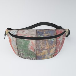 Vintage Posters Collection Fanny Pack