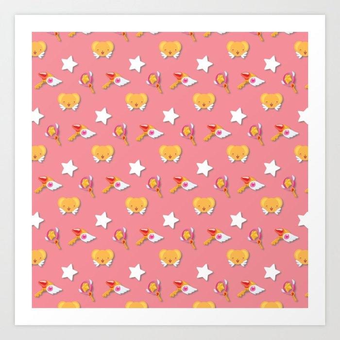 Art Print Cardcaptor Sakura Sakura