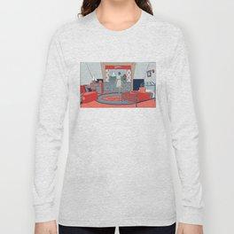 Sea view Long Sleeve T-shirt