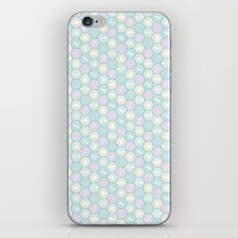 Hexagonal iPhone Skin