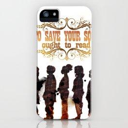 Read iPhone Case