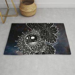 Space Owl Rug