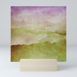 Smoky Mountains II - Appalachian Spring Mini Art Print