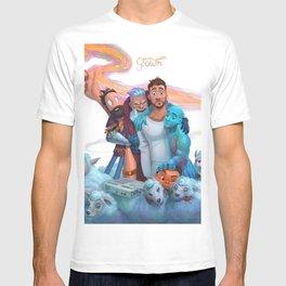 jon bellion growth tour 2021 desem T-shirt