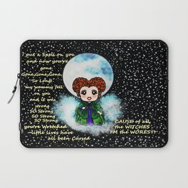 I put a spell on you momiji Laptop Sleeve