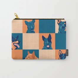 It's a Hard Enough Rough Carry-All Pouch