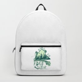 Born To Freeride Backcountry Skiing gr Backpack