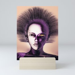 Personal Assistant Mini Art Print