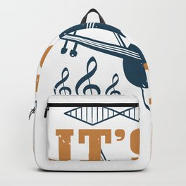 Violin - It's In My DNA Backpack