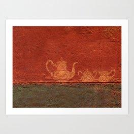 Caipirinha de Café Art Print