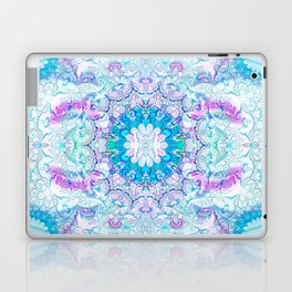Lacy Mandala Laptop & iPad Skin