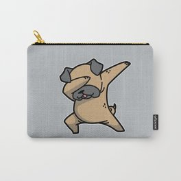 Dabbing Dog Carry-All Pouch