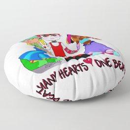 Beat Girlz Floor Pillow