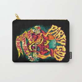 PARTY GOD (red) Carry-All Pouch