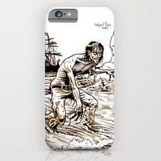 Out of the Sea of Red Slim Case iPhone 6s