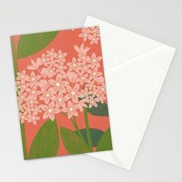 Milkweed Punch Stationery Cards