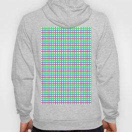 Modern lines or stripes in square look Hoody