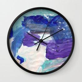 Underwater #4 Wall Clock