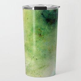 Abstract Galaxies Travel Mug