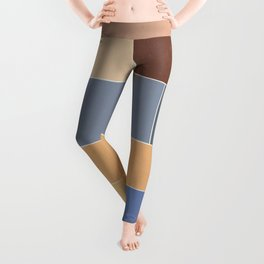 The Decay of Color Leggings
